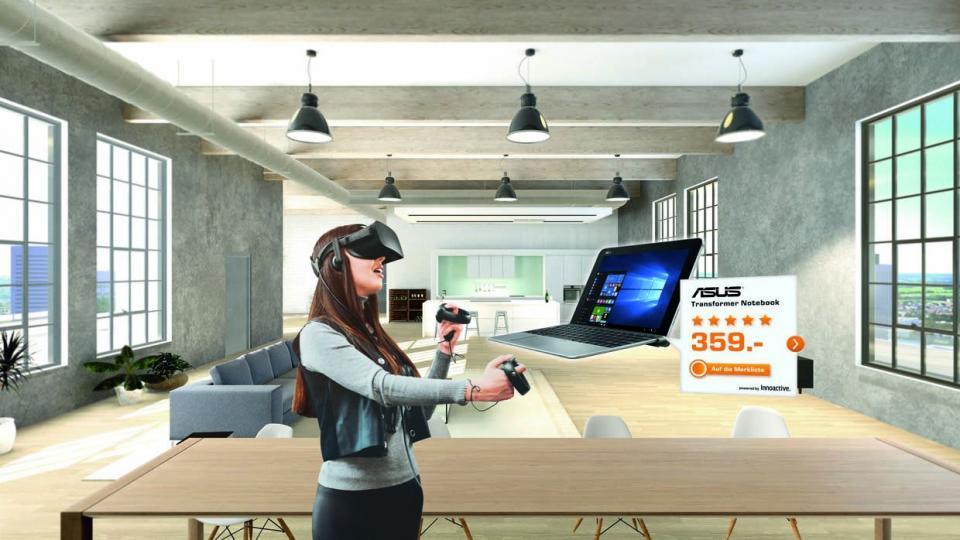 Saturn lässt in virtuellen Welten shoppen