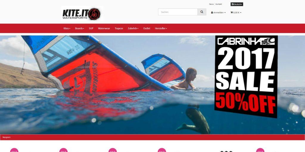 Kite Homepage