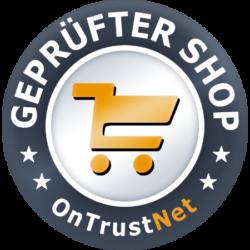 Geprüfter Shop OnTrustNet