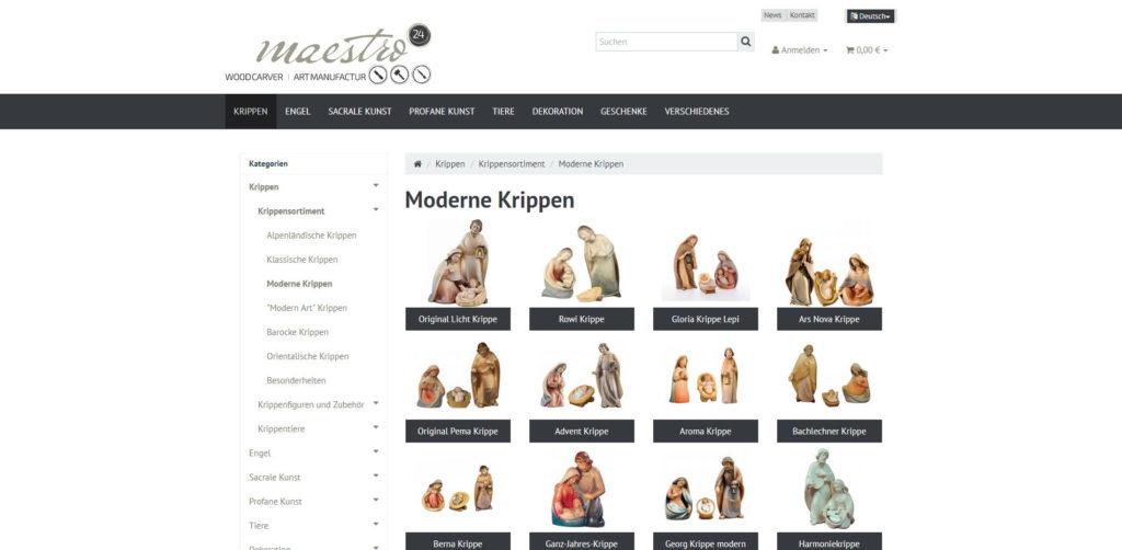 maestro24_artikeluebersicht