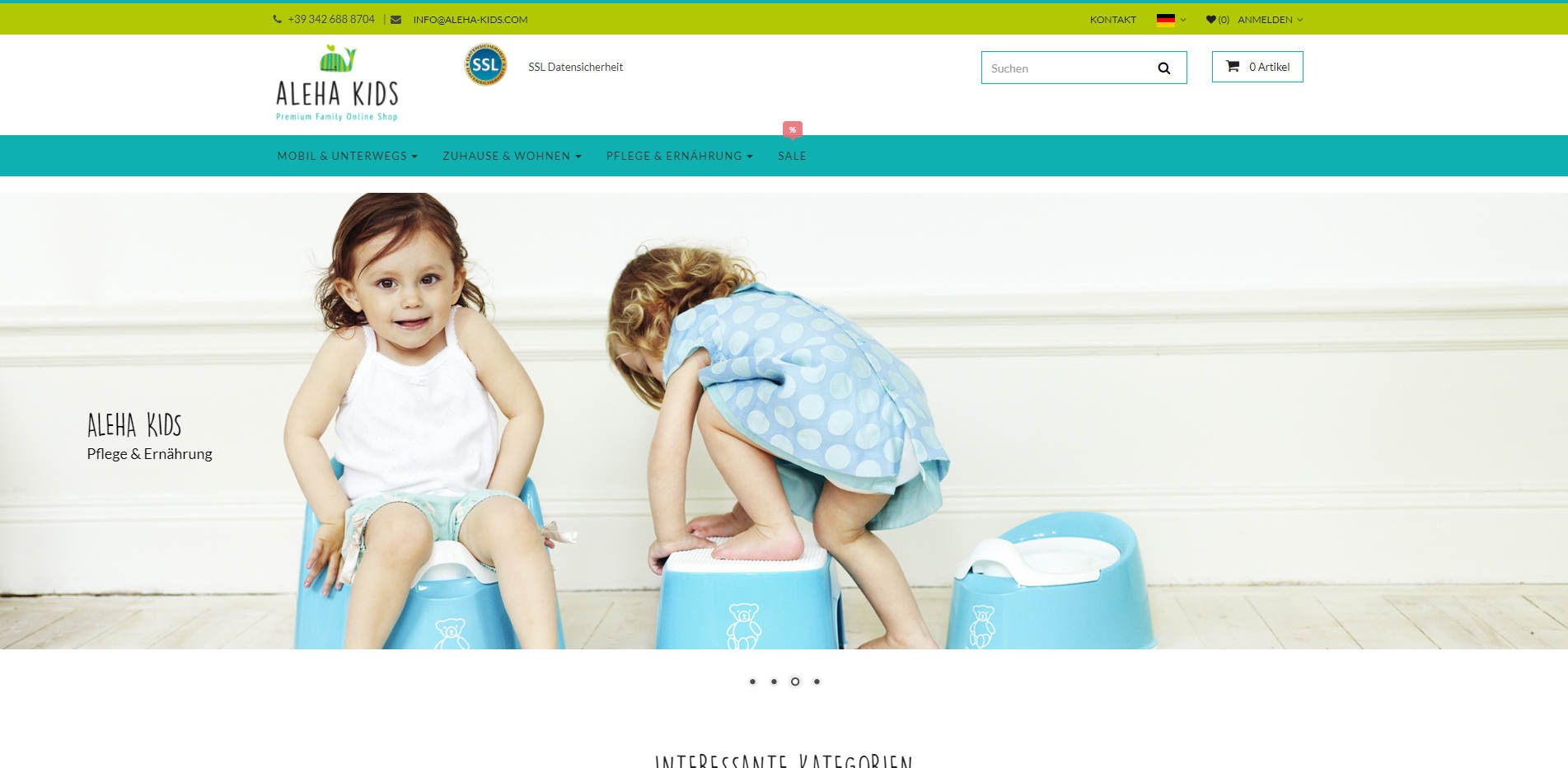 aleha-kids.com
