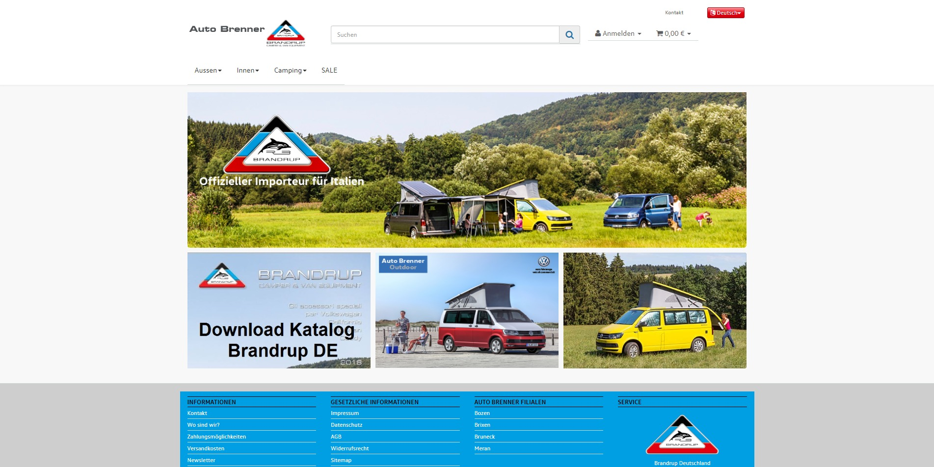 Auto Brenner Brandrup