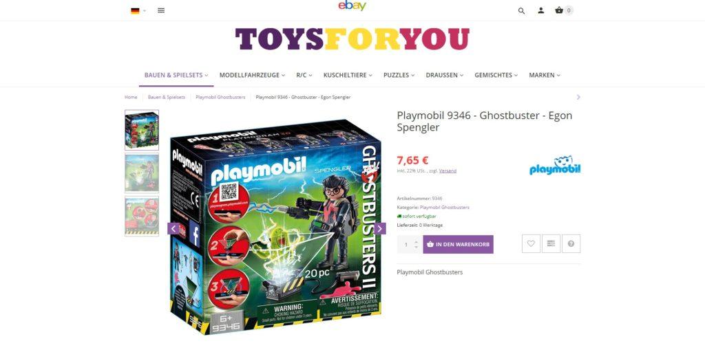 ToysForYou - Artikel