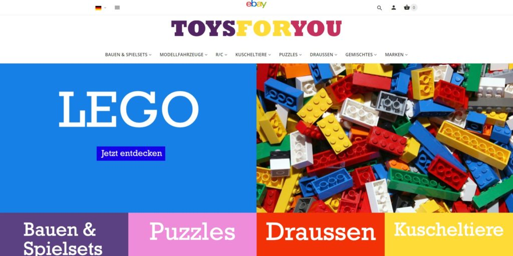 Toys For You Onlineshop