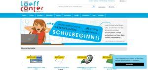Loeff Conter Homepage
