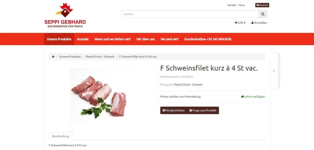 Seppishop Produktdetail