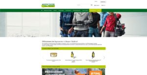 Agrocenter Homepage