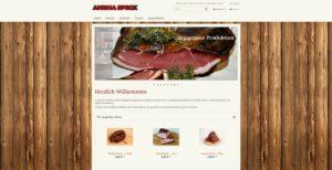Ahrna Speck Homepage