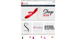 Beate Uhse Homepage