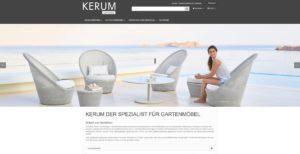 Kerum Homepage