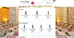 Phyloxera Homepage