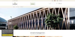 Ramoser Holz Onlineshop