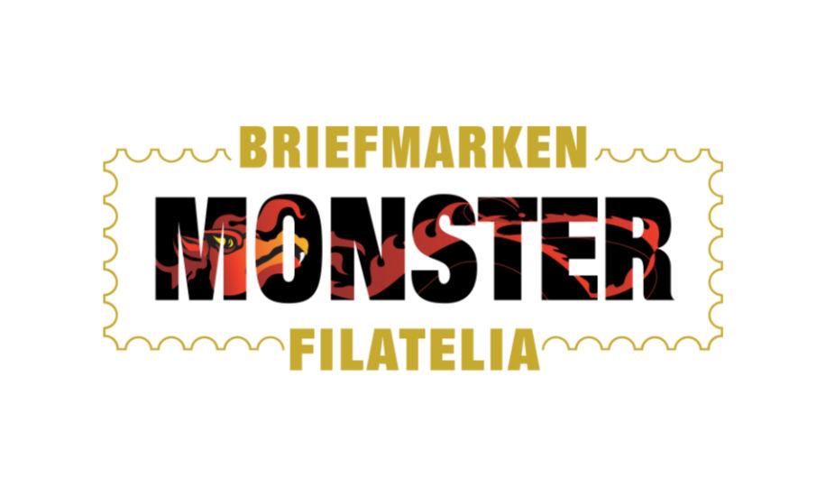 Briefmarken Monster
