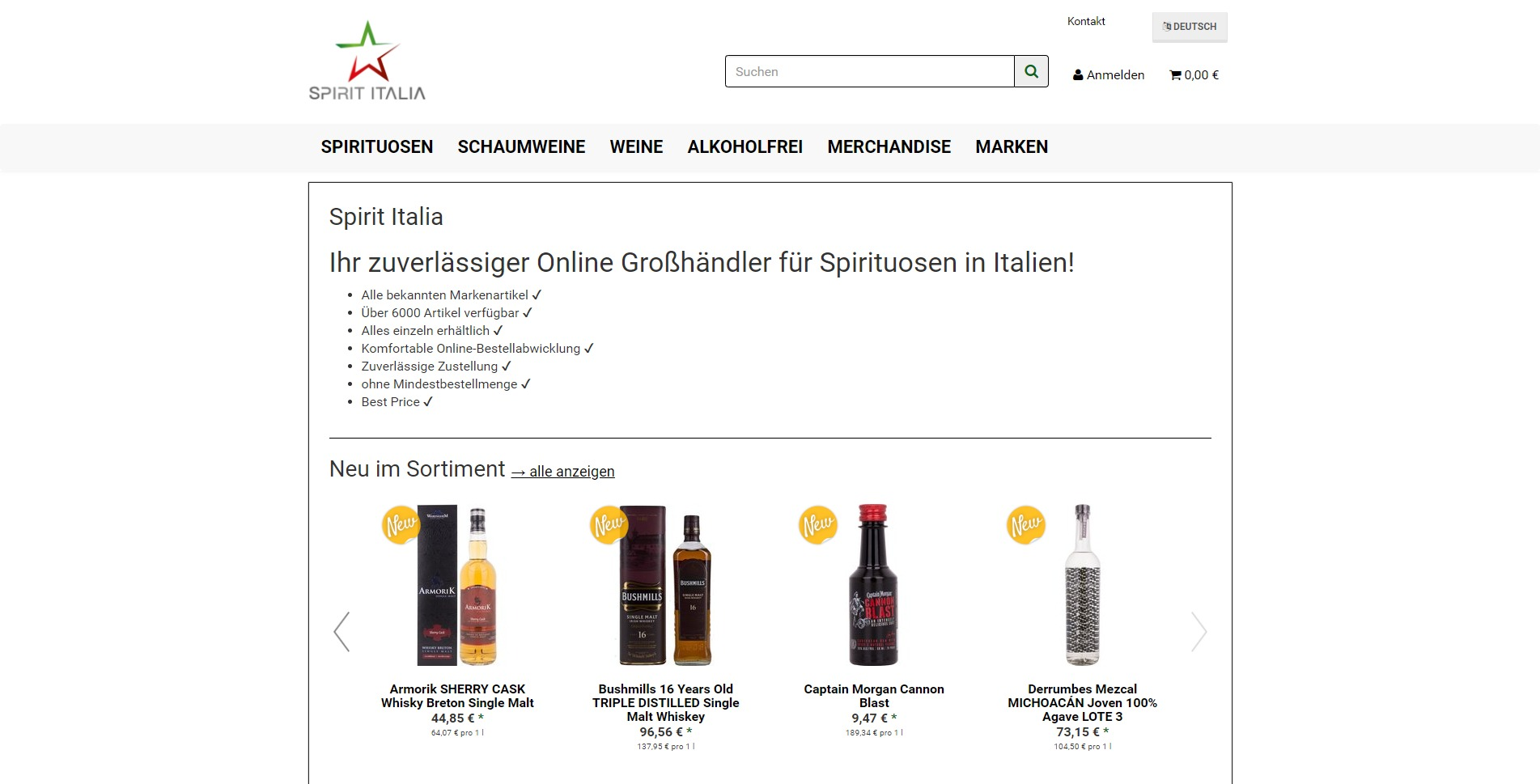 spirit-italia.com