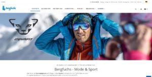 Bergfuchs Homepage