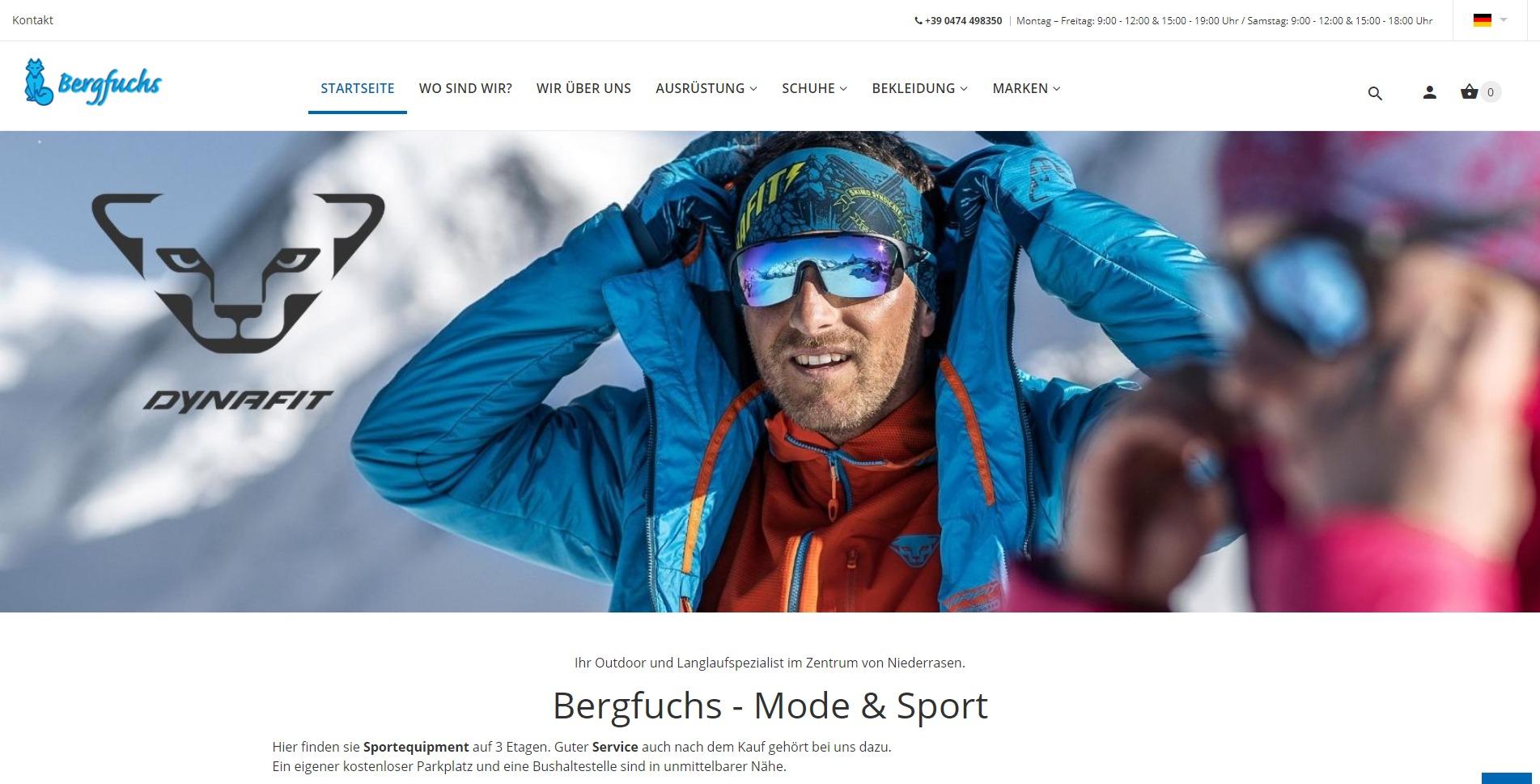 bergfuchs.com