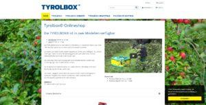 Tyrolbox Onlineshop