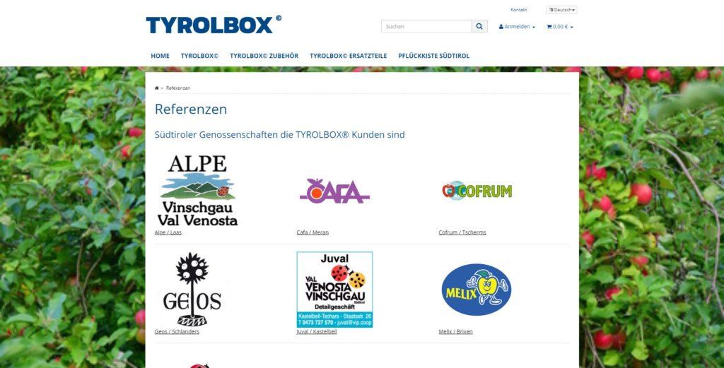 Tyrolbox_Referenzen